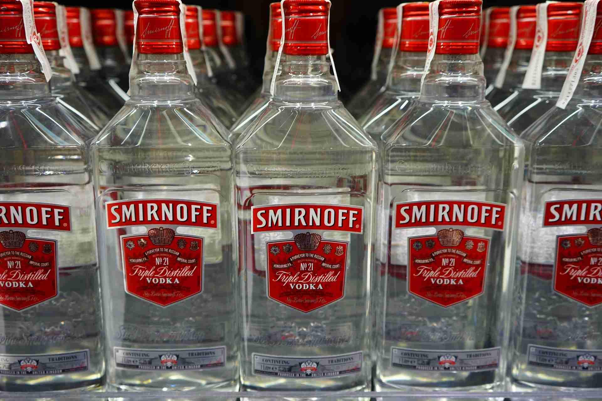 Wodka Alkoholgehalt