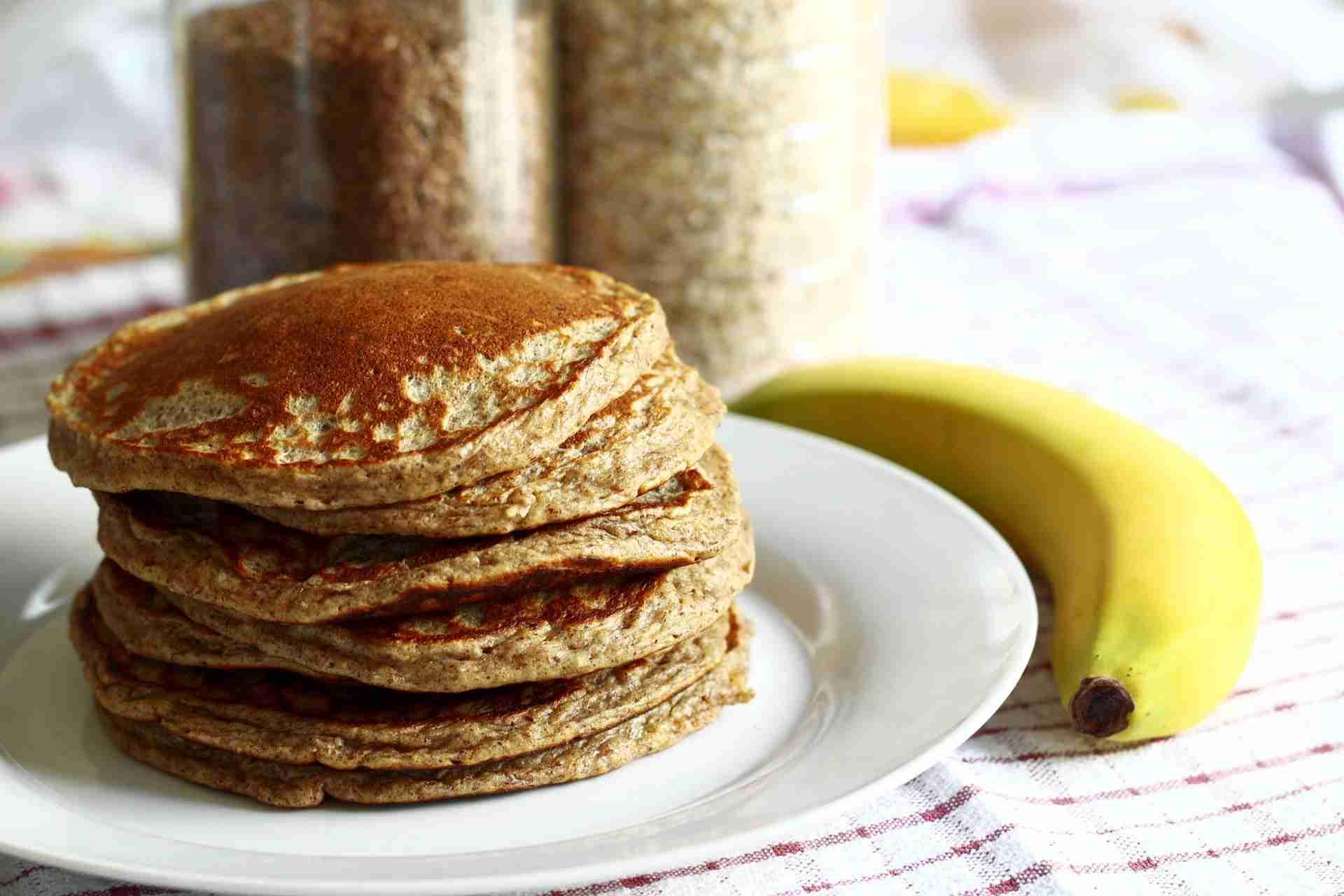 Bananenpfannkuchen Rezept