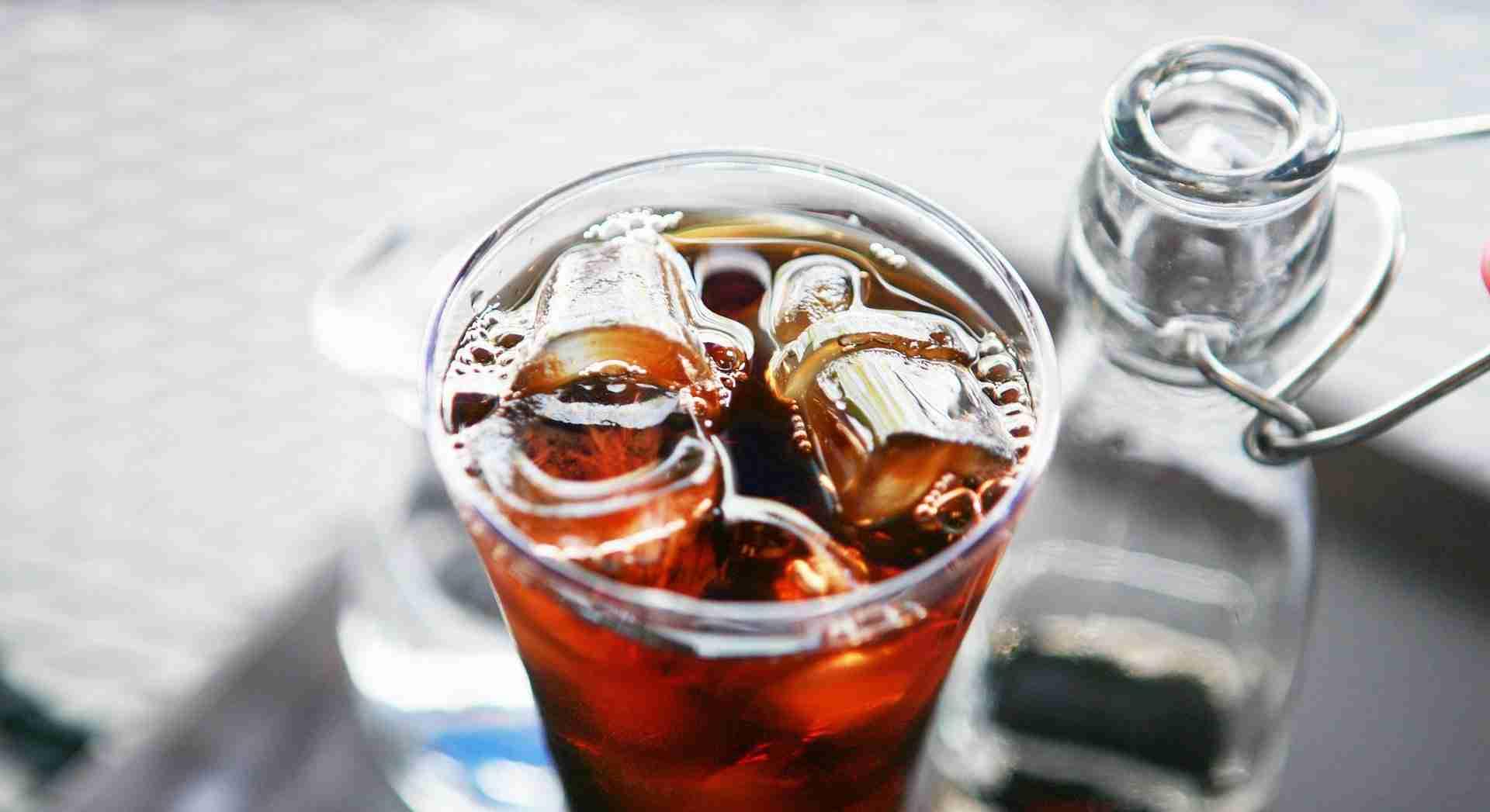 Pfirsich-Eistee Rezept