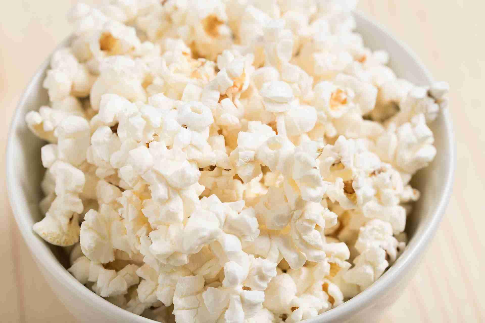 Popcorn Grill