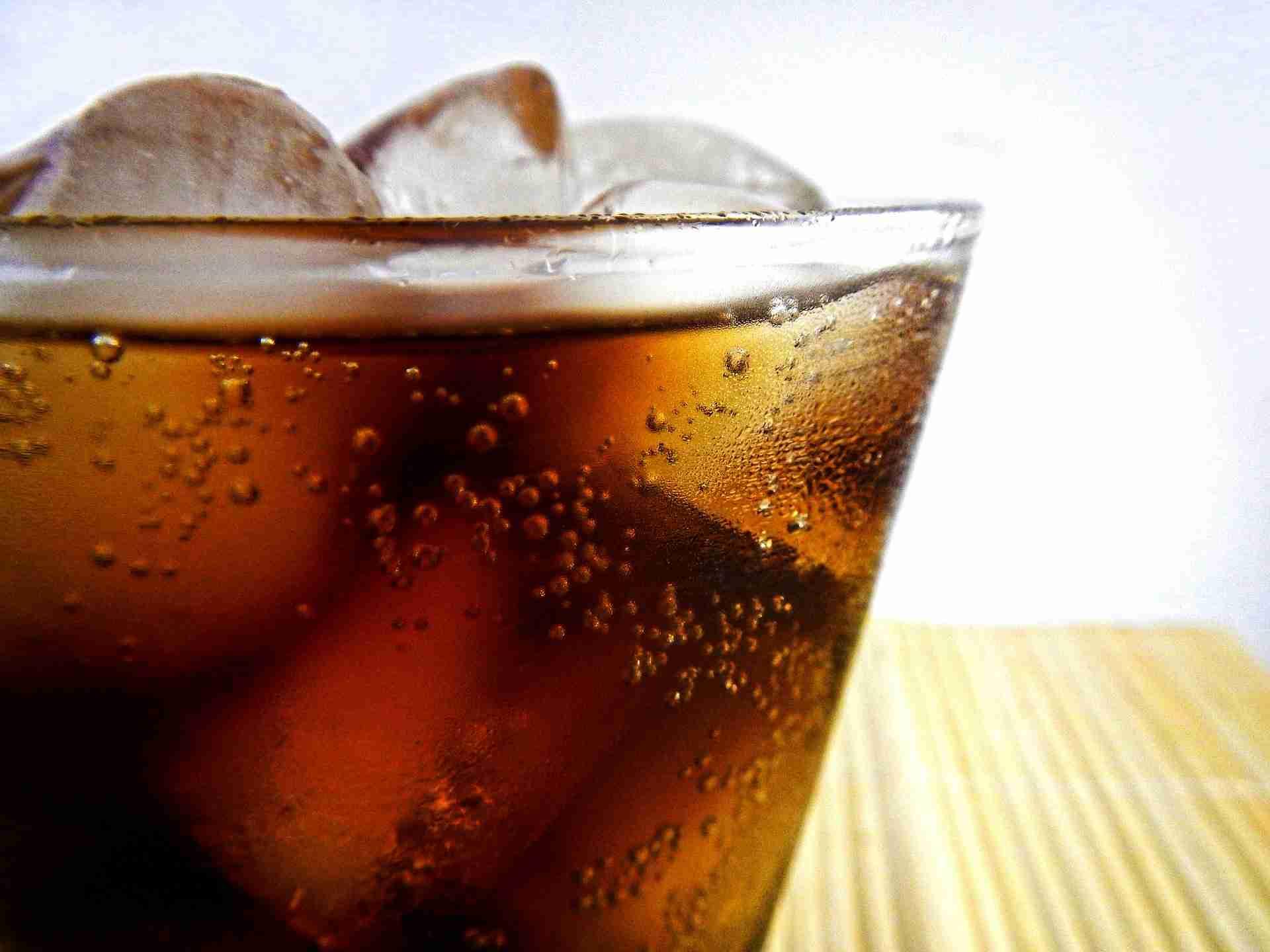 Cola als Putzmittel