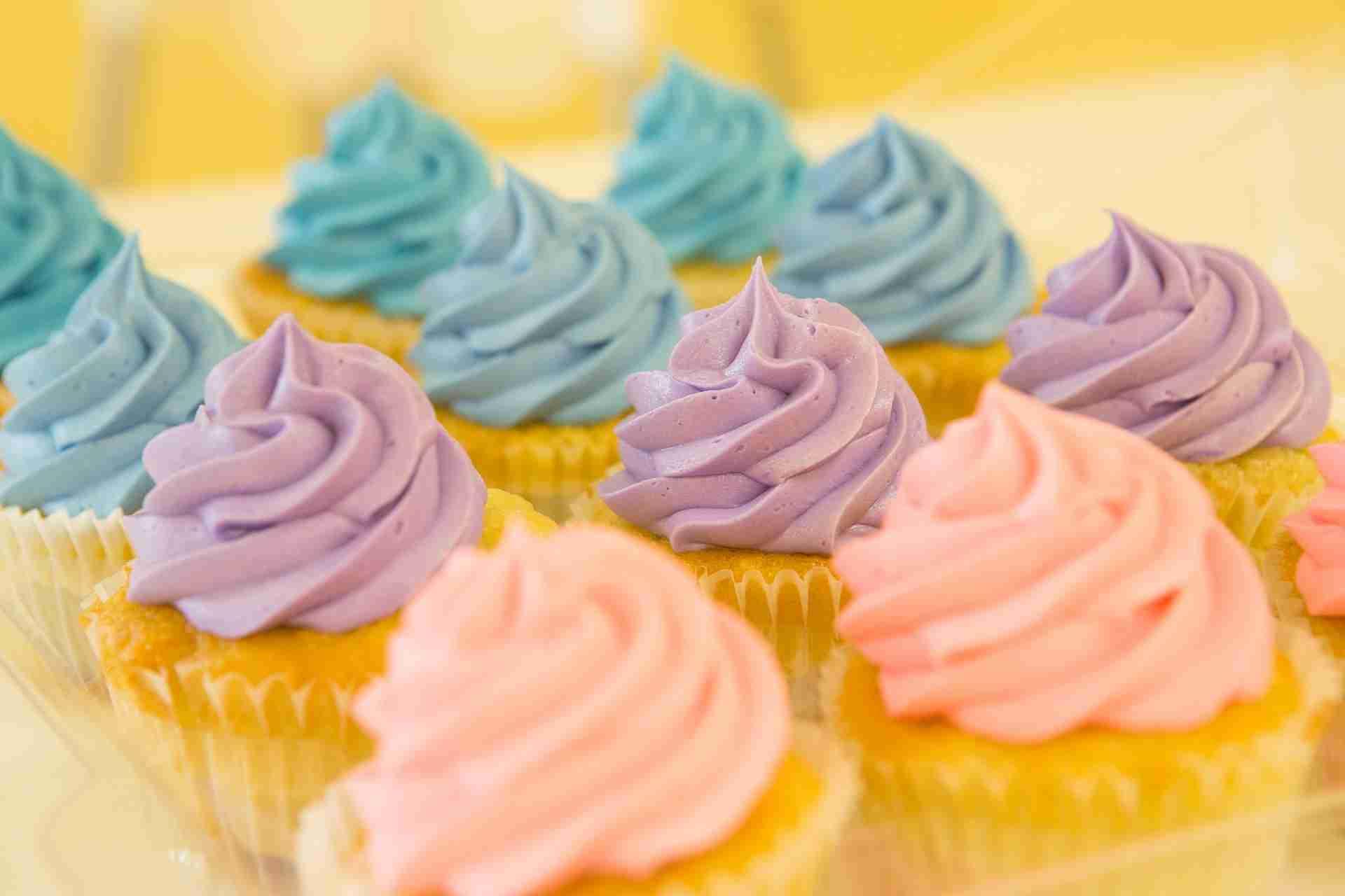 Cupcake Muffin Unterschied