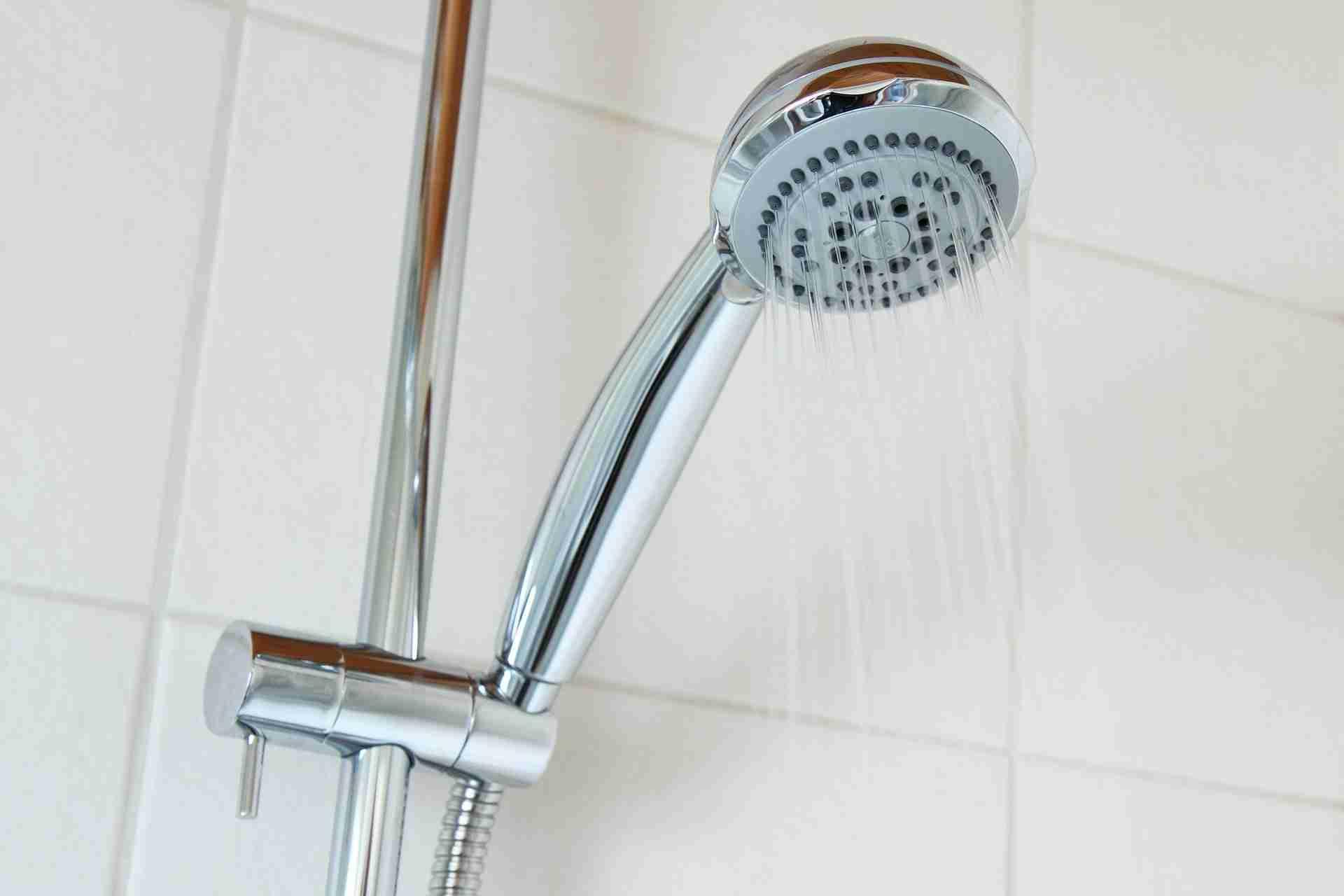 Duschen Fehler