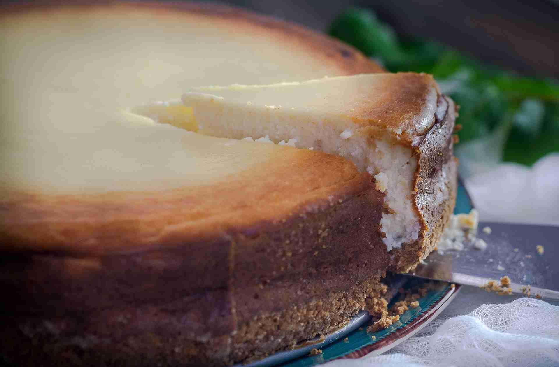 Käsekuchen ohne Ei Rezept