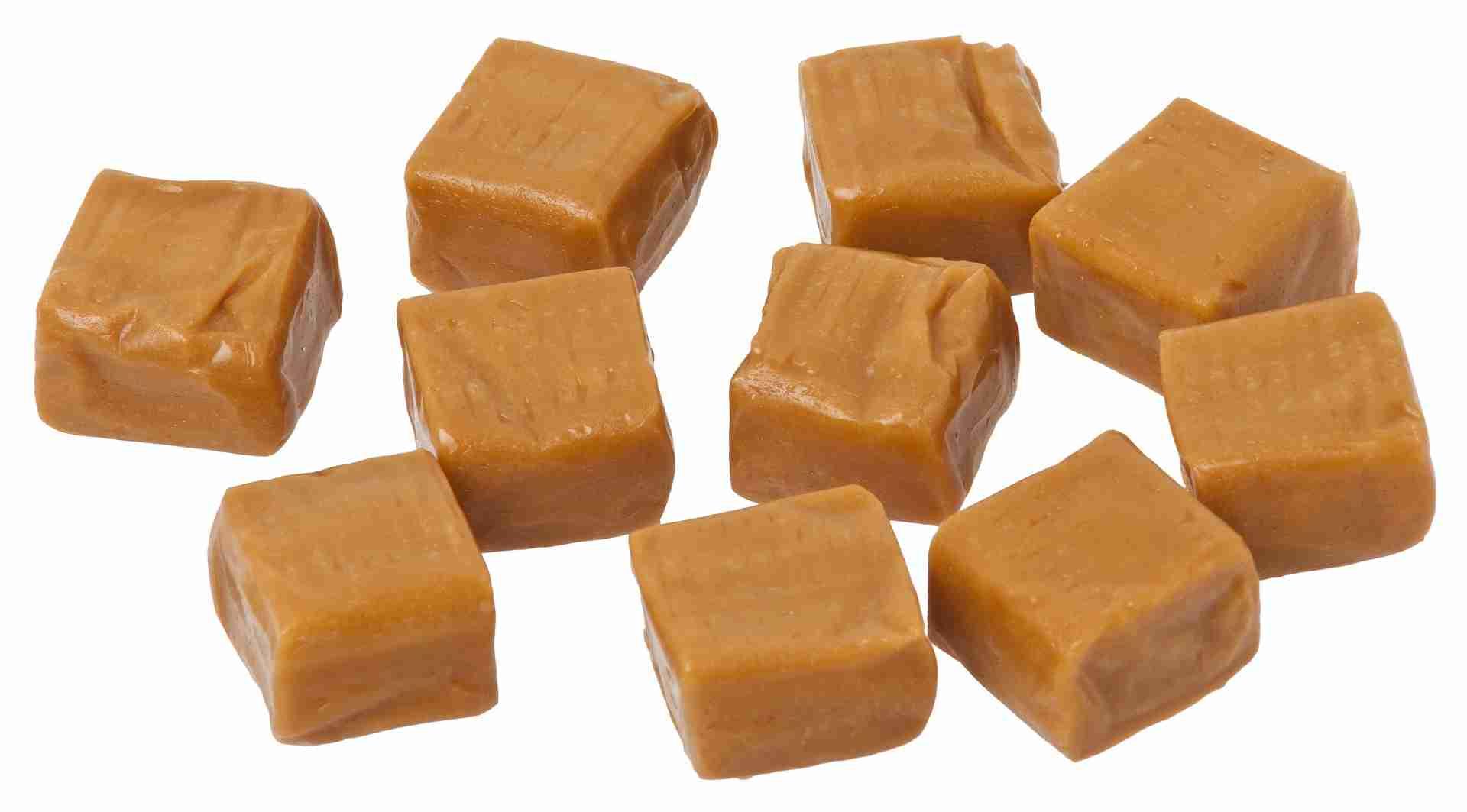 Karamellbonbons selber machen