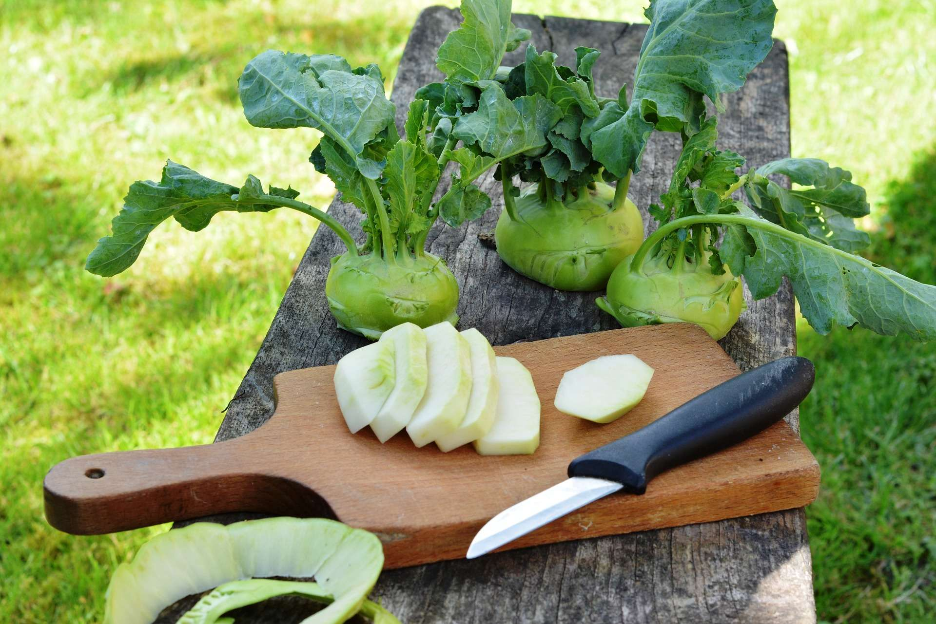 Kohlrabi Pommes Rezept