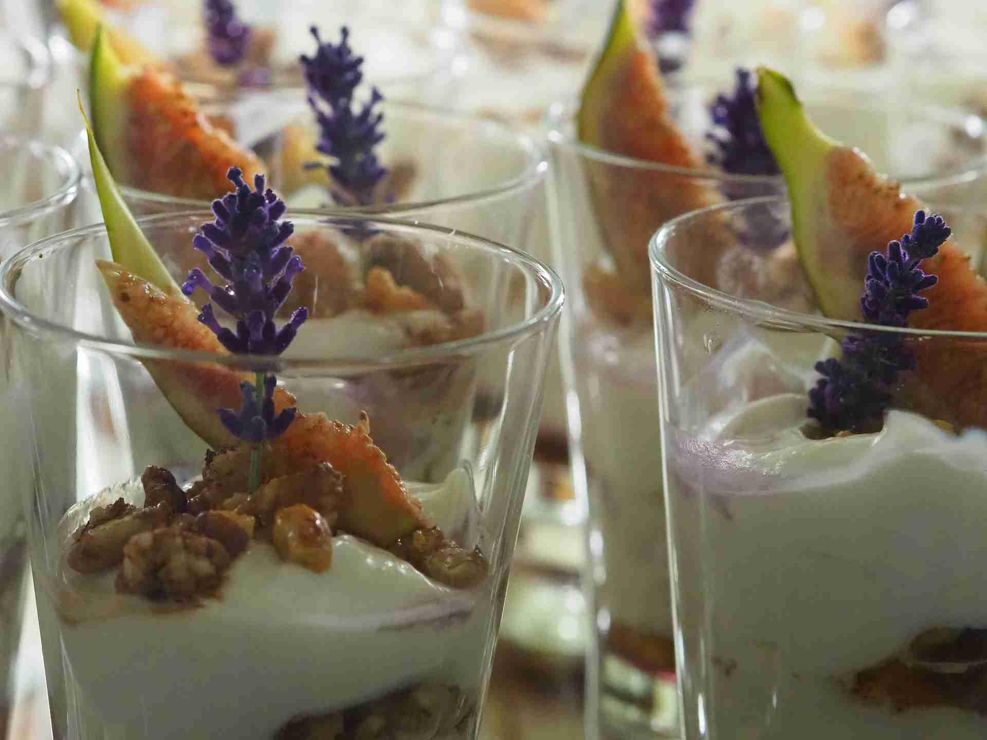 Lavendel essen