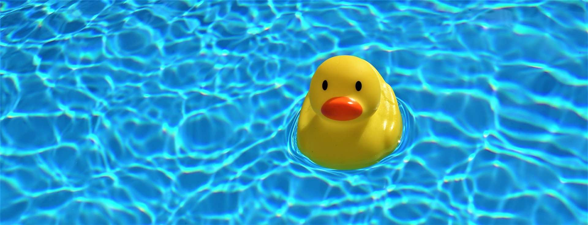 Milchiges Poolwasser
