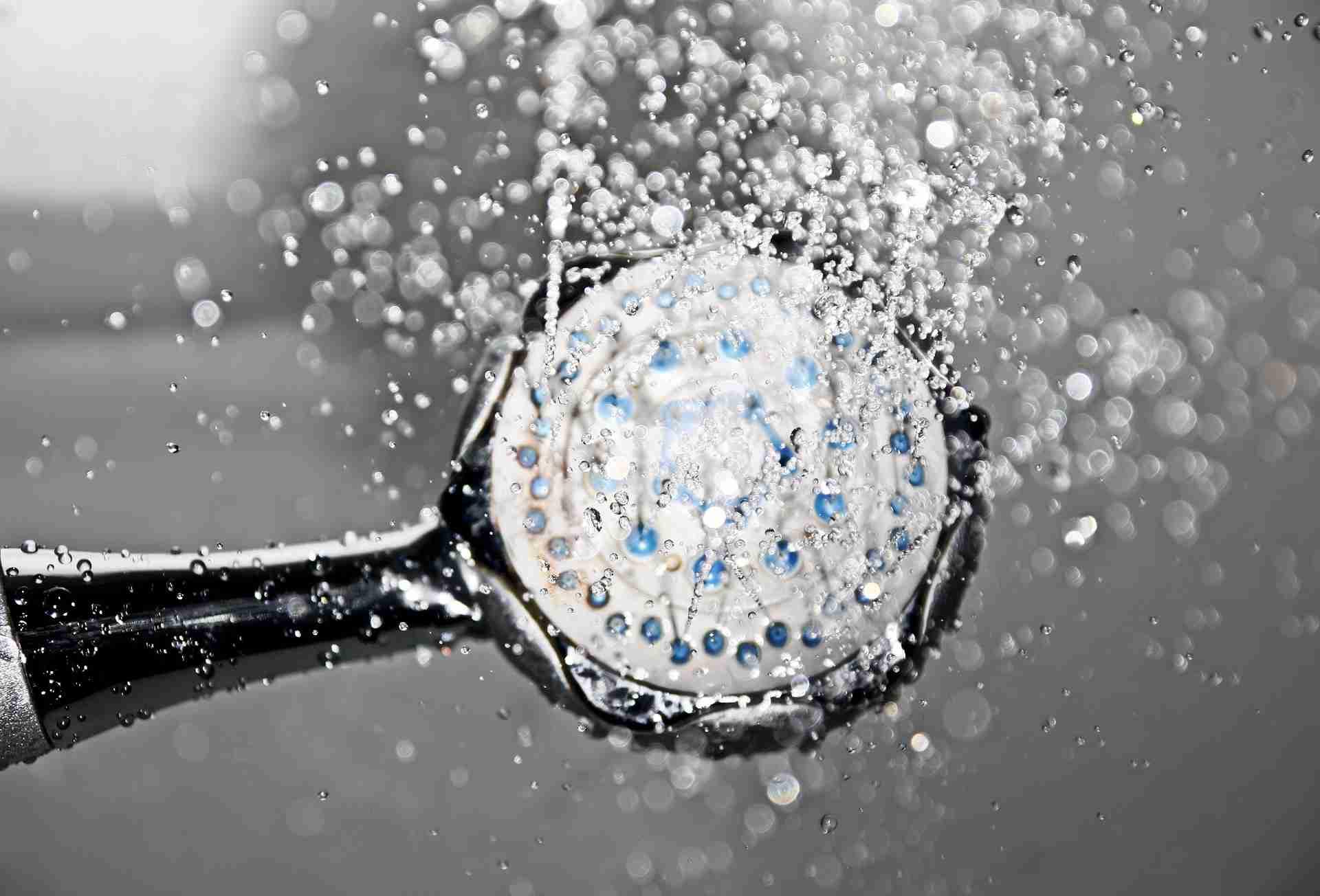 Richtig duschen Tipps