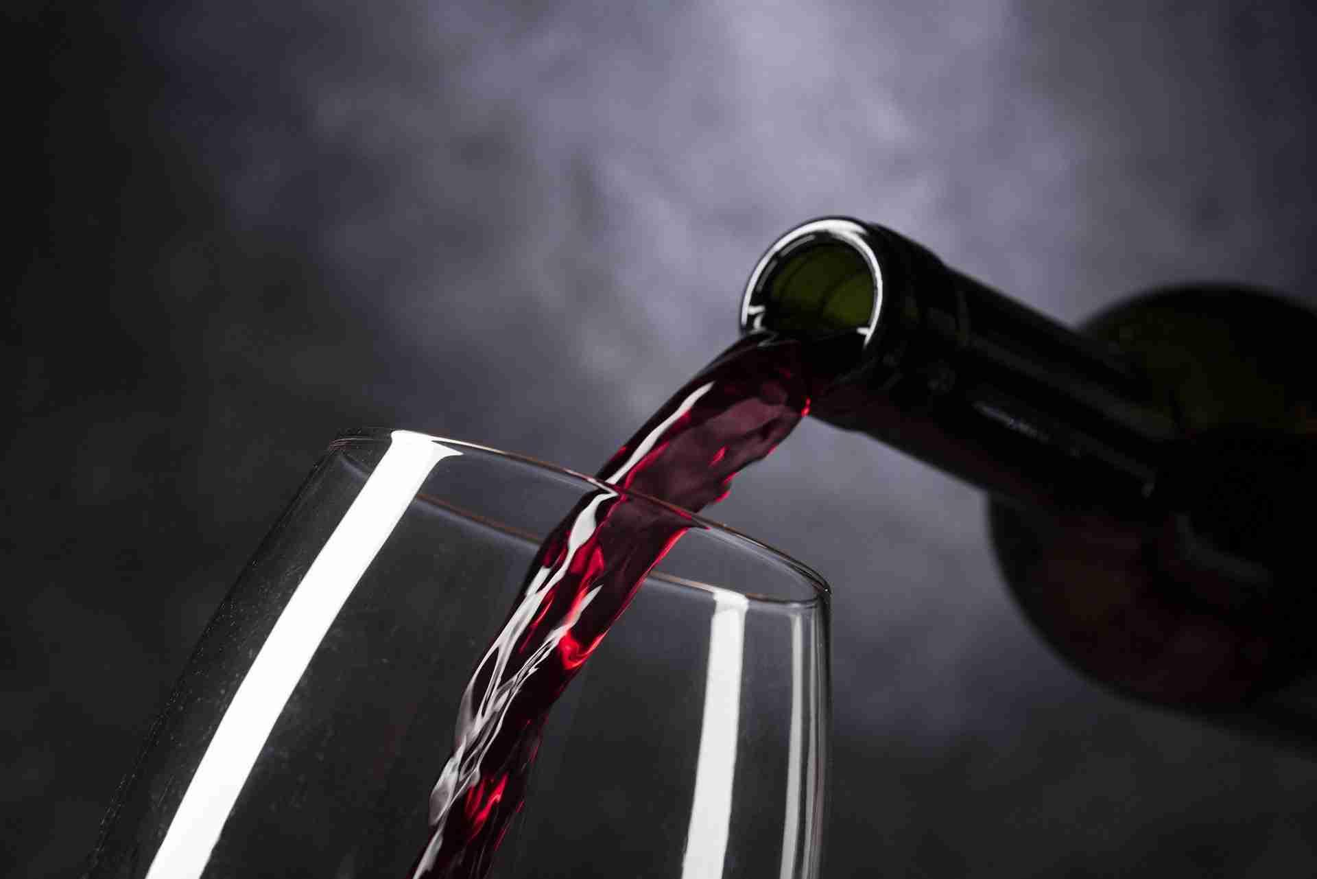 Rotwein kühlen Tipps