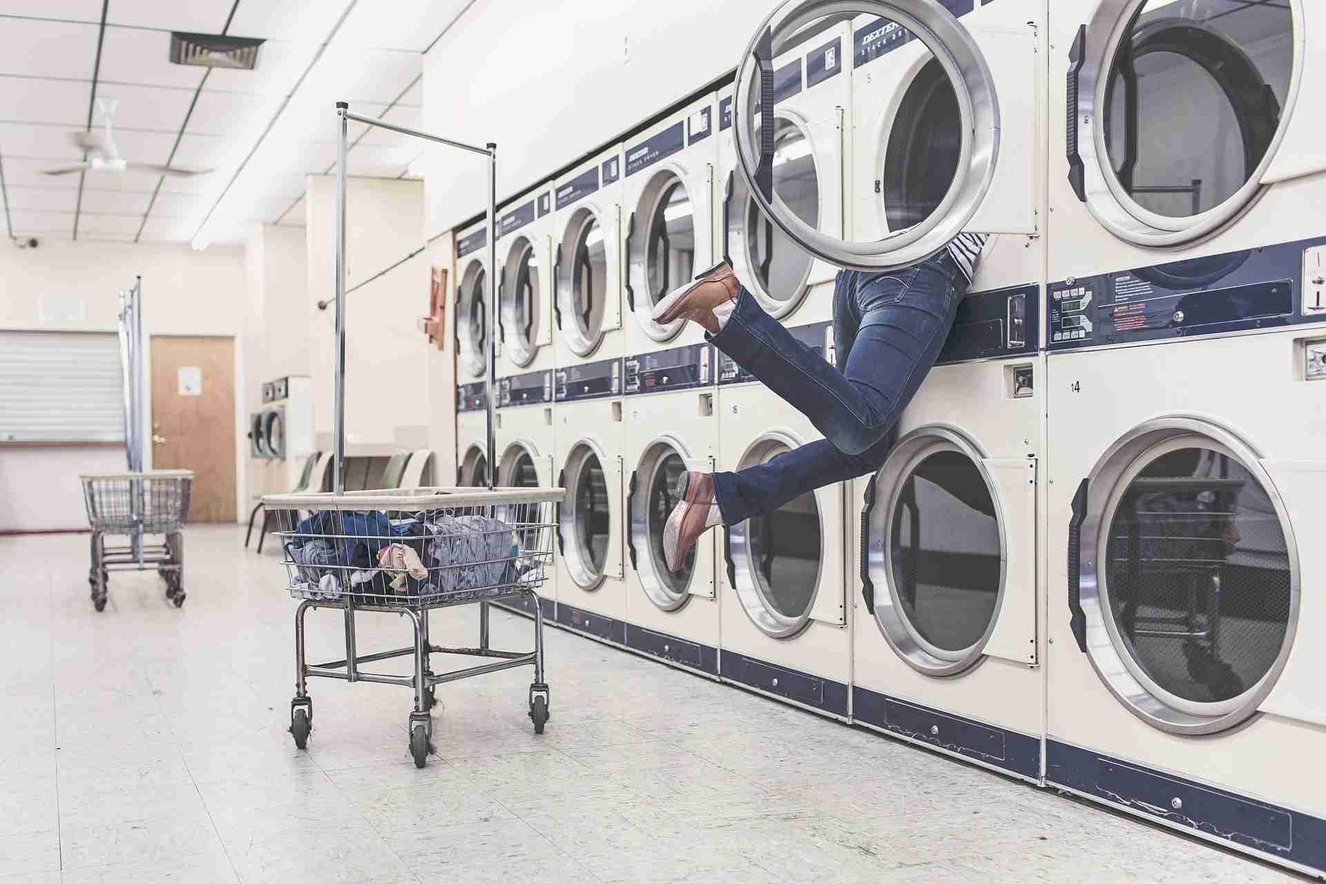 Socken Waschmaschine verschwunden