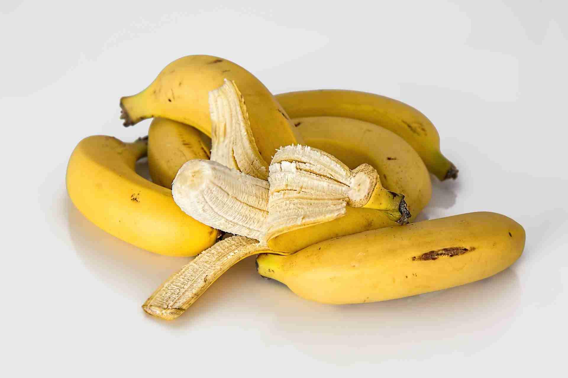 Banane frisch halten