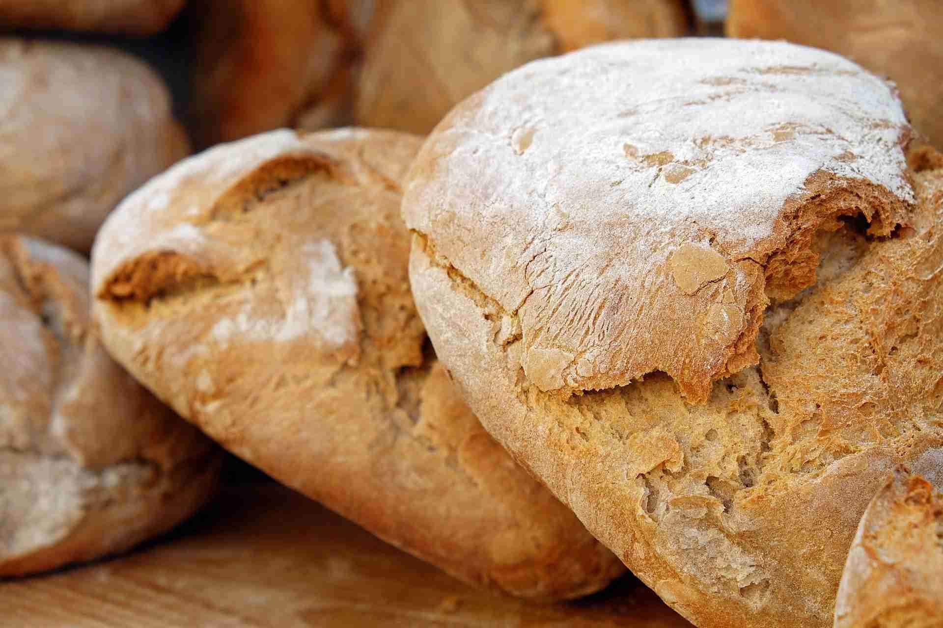 Brot Kühlschrank aufbewahren
