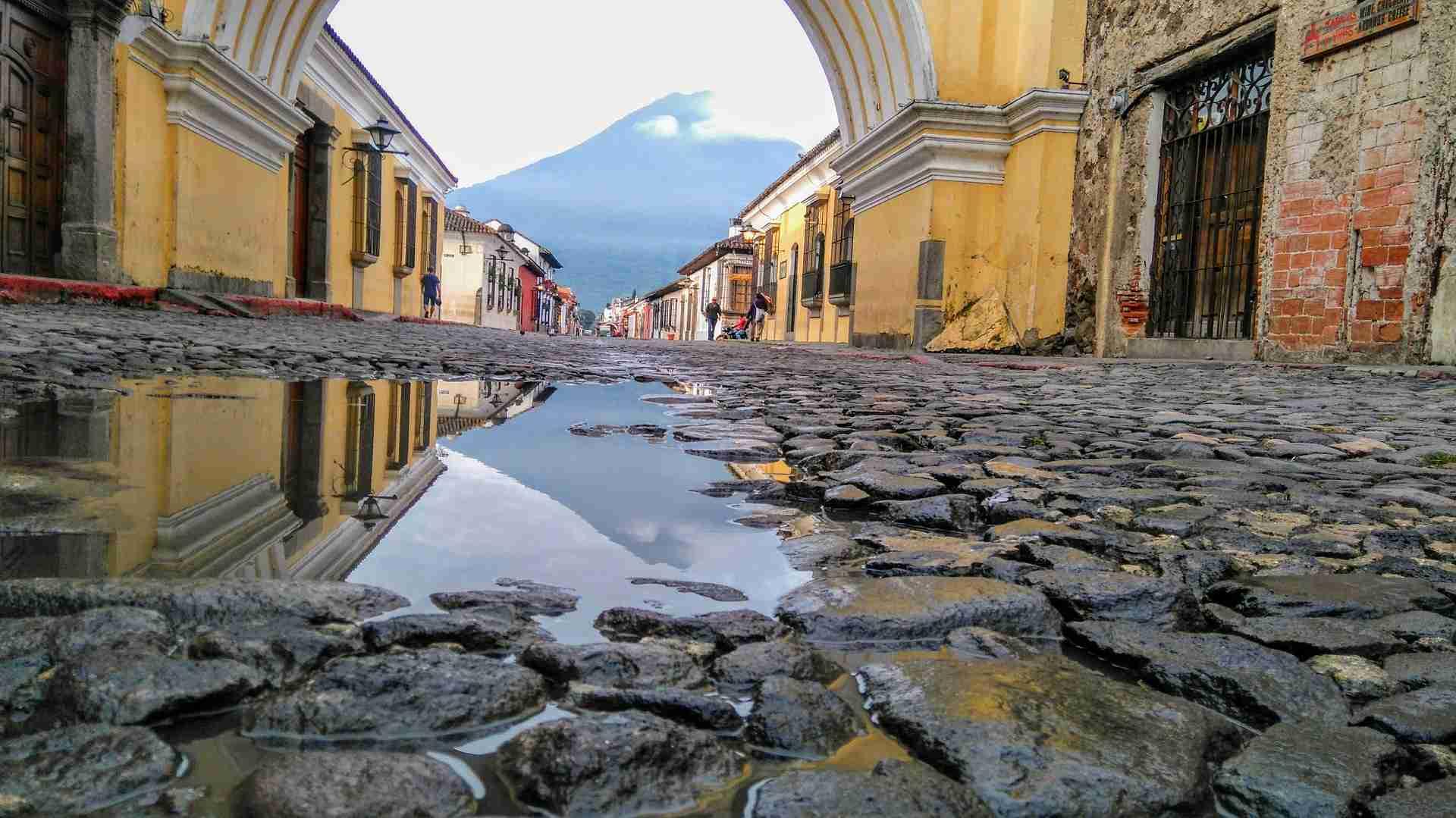 Guatemala Reise Sicherheit