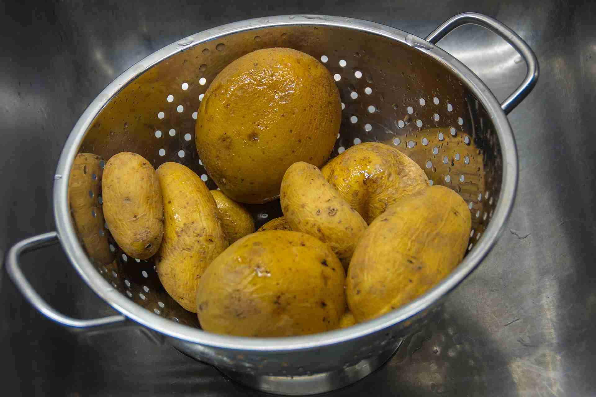 Kartoffeln kochen Anleitung