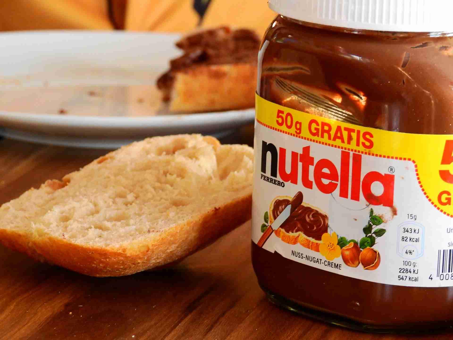 Nutella Artikel