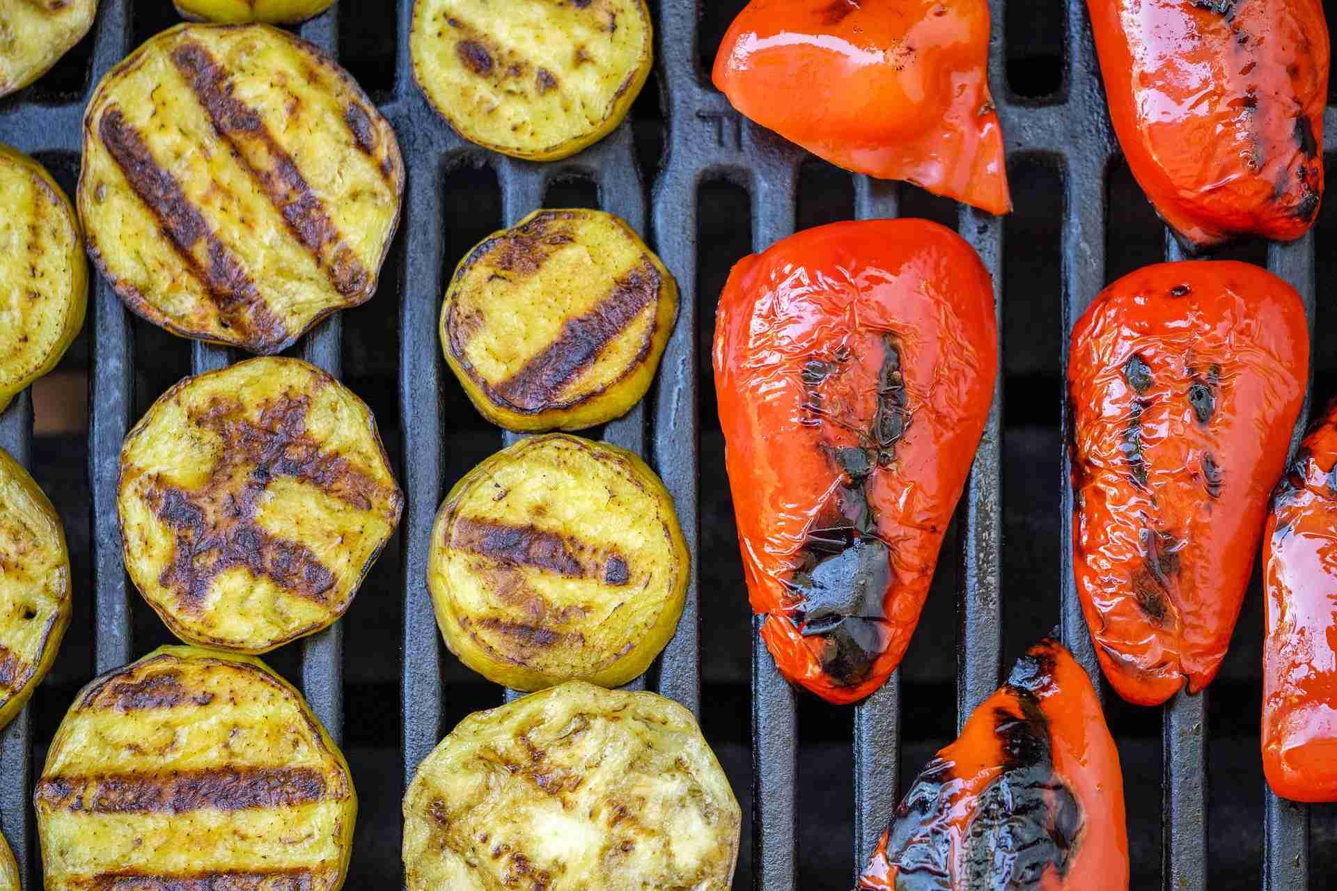Paprika grillen Rezept