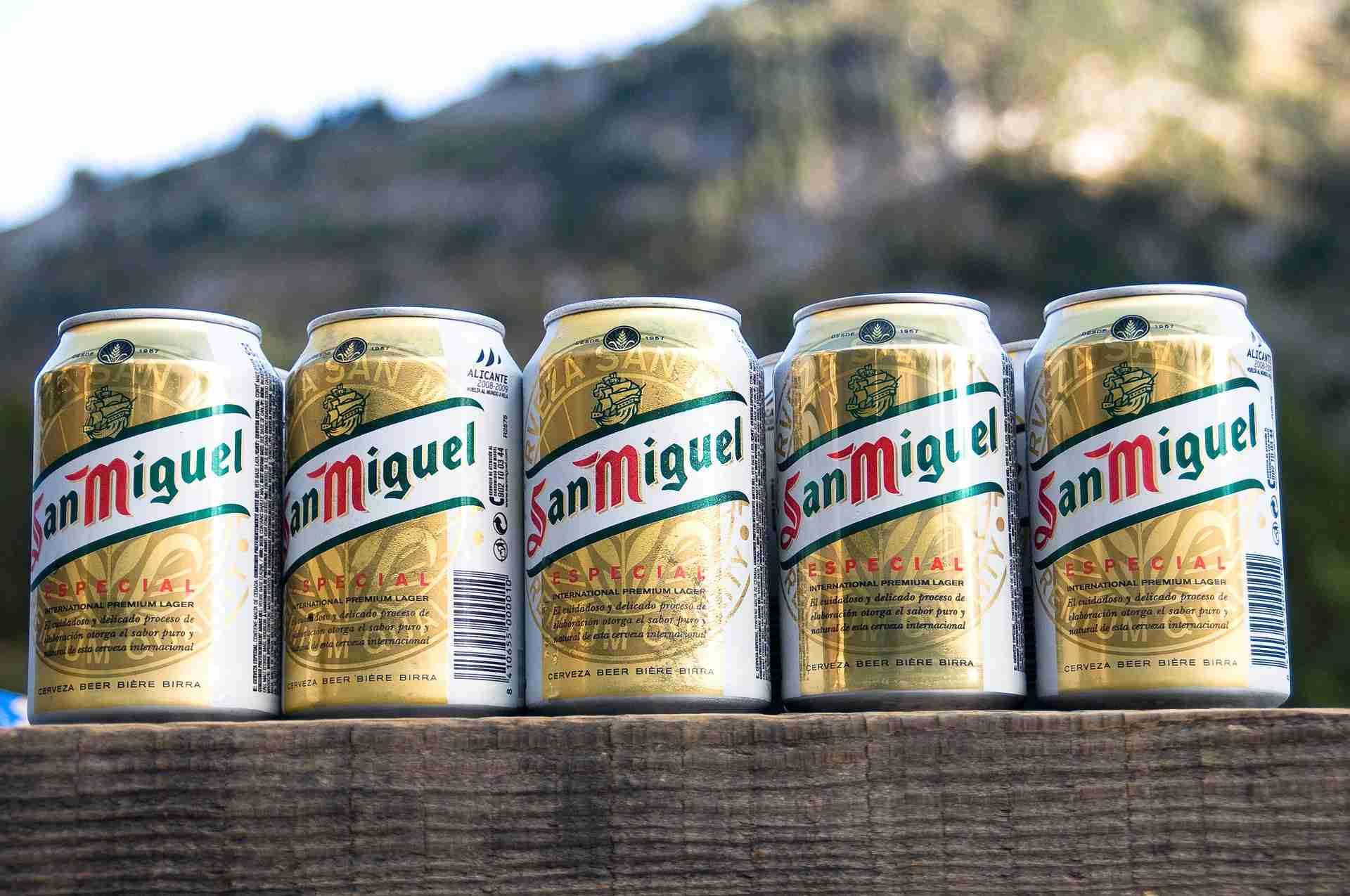 Spanisches Bier Sorten
