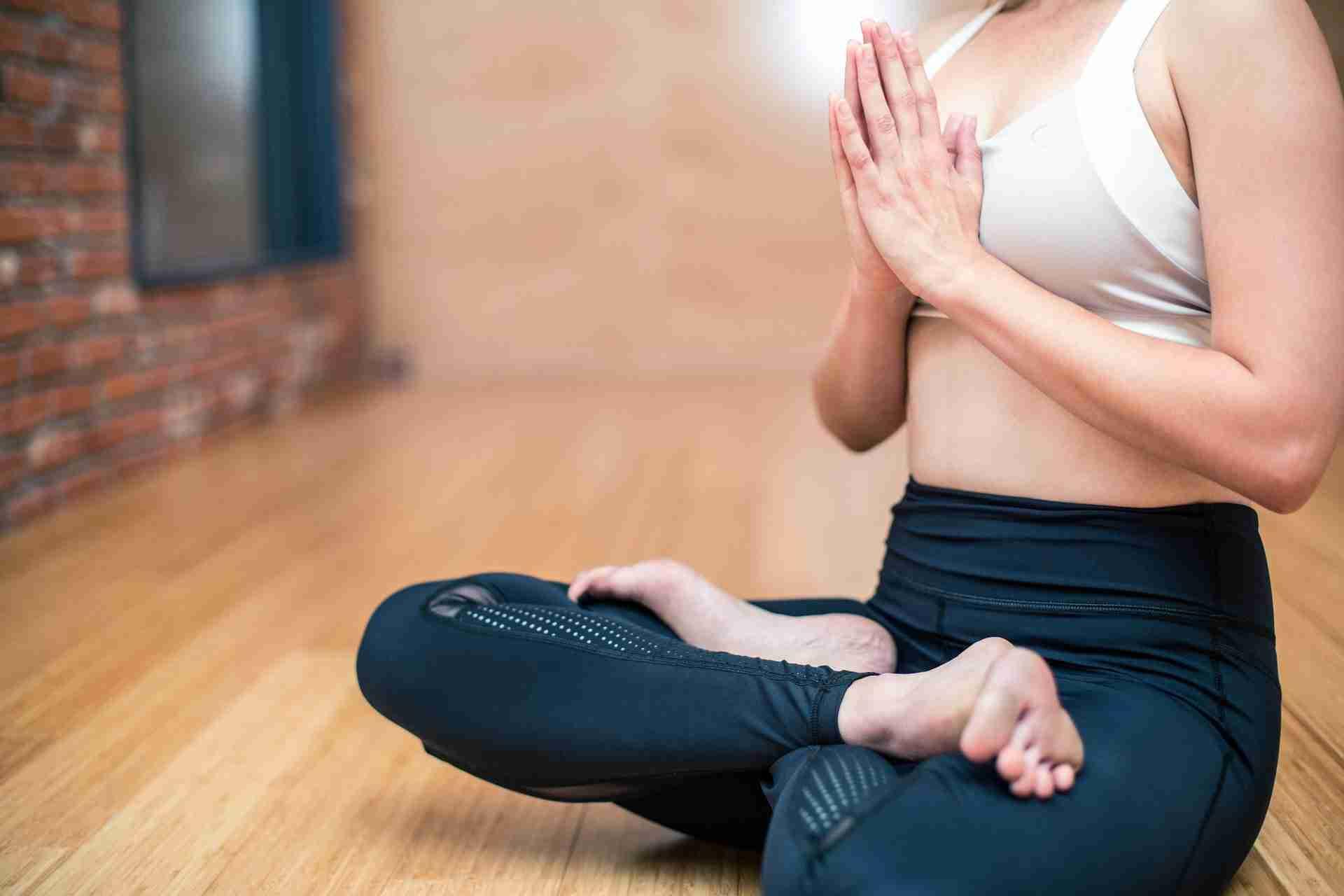 Stress Sport Tipps