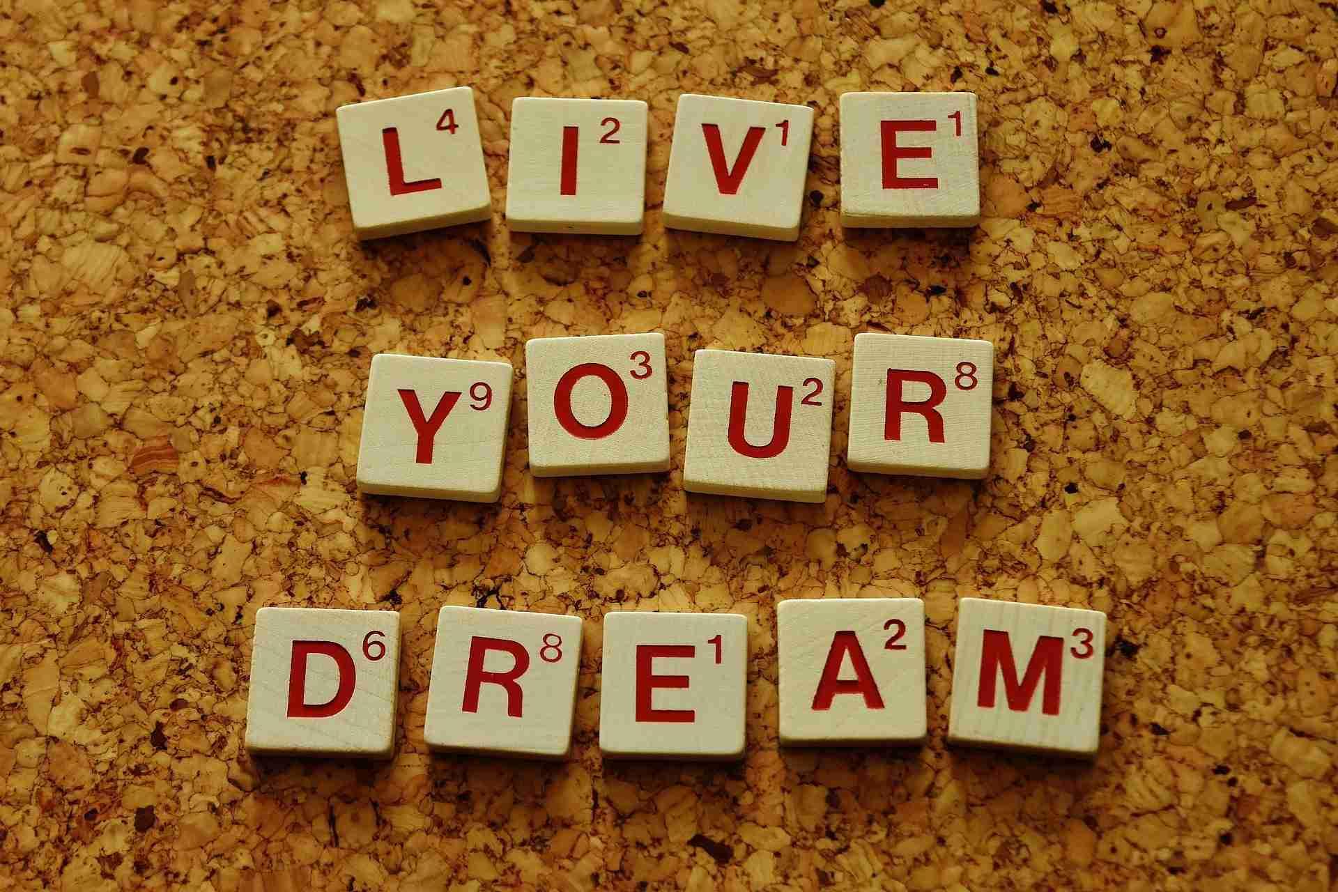 Träume erfüllen Tipps
