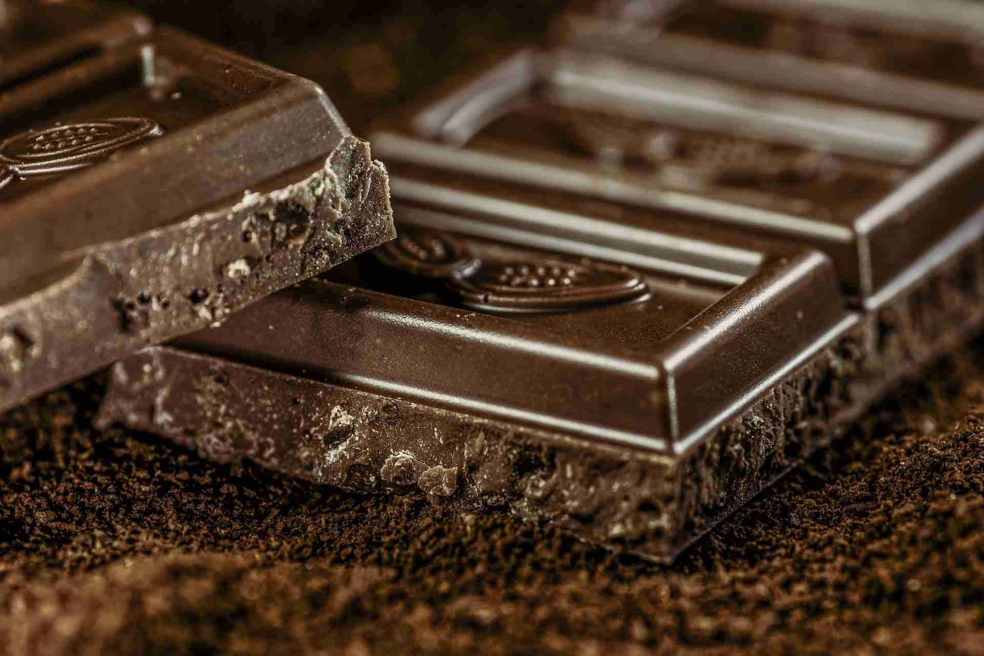 Zartbitterschokolade gesund