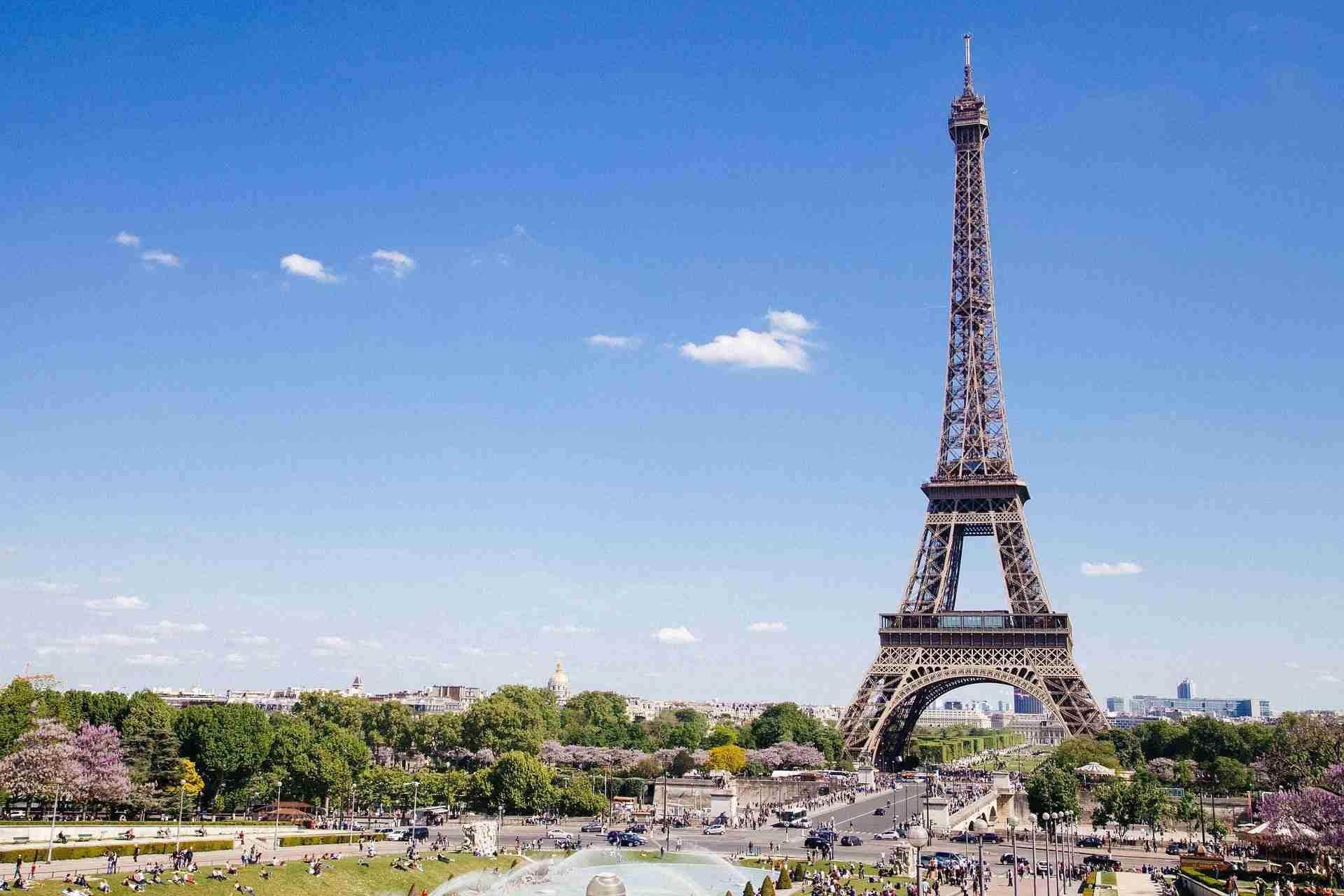 Frankreich Trinkgeld