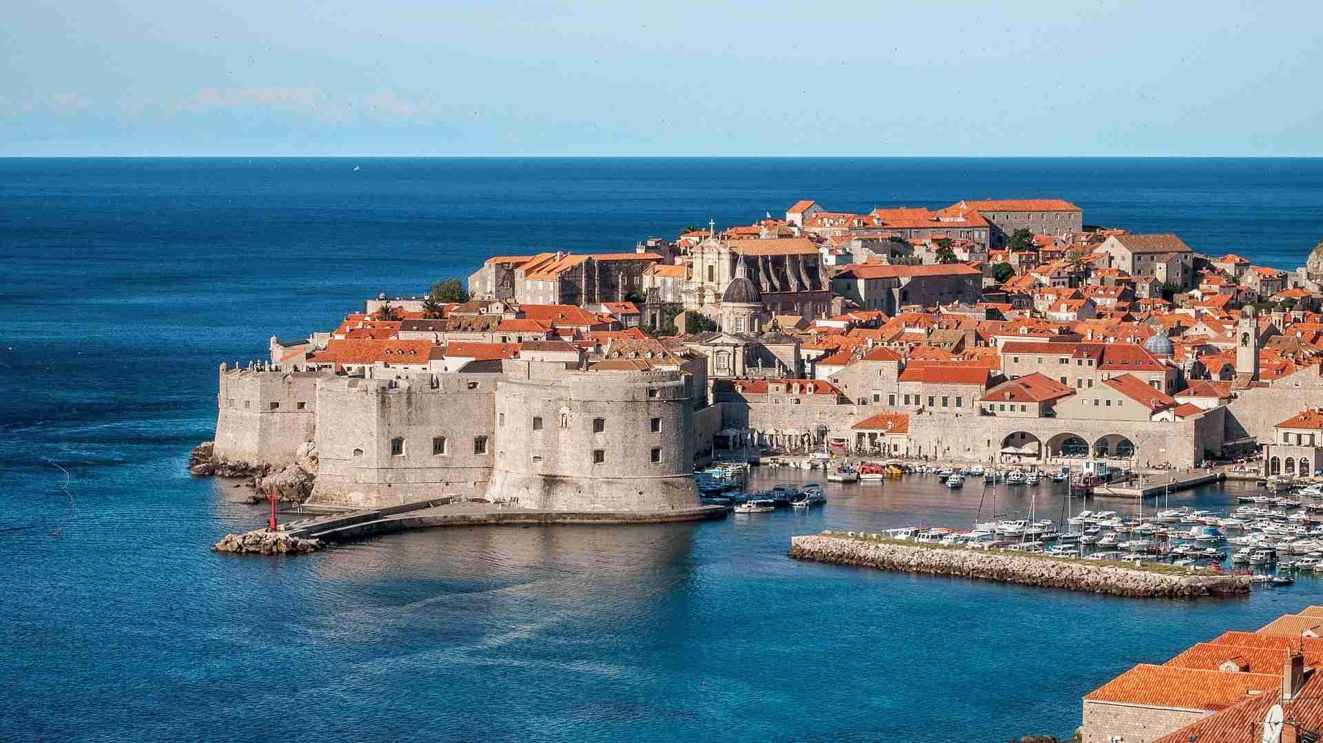 Kroatien Urlaub Trinkgeld