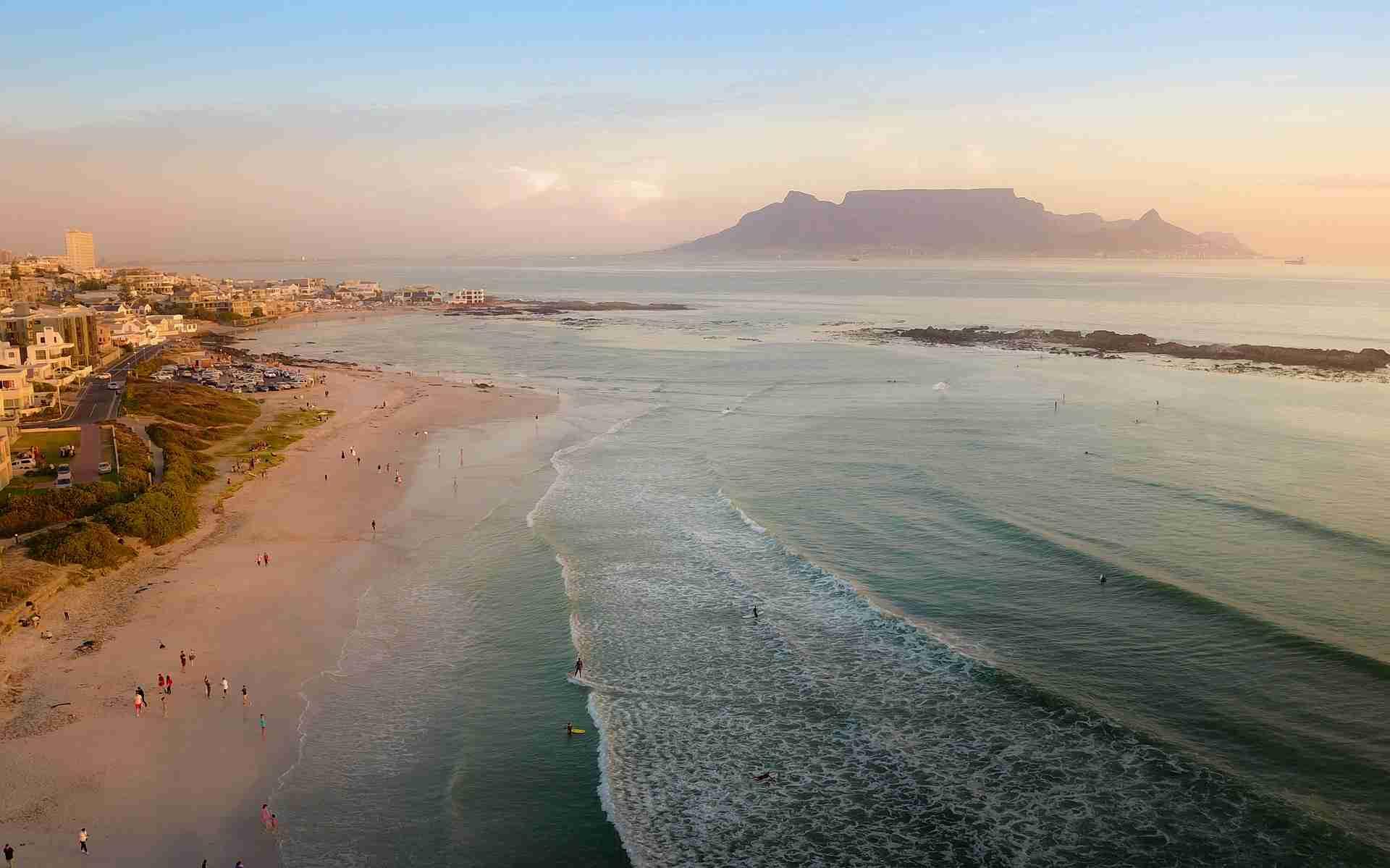 Südafrika Reisezeit