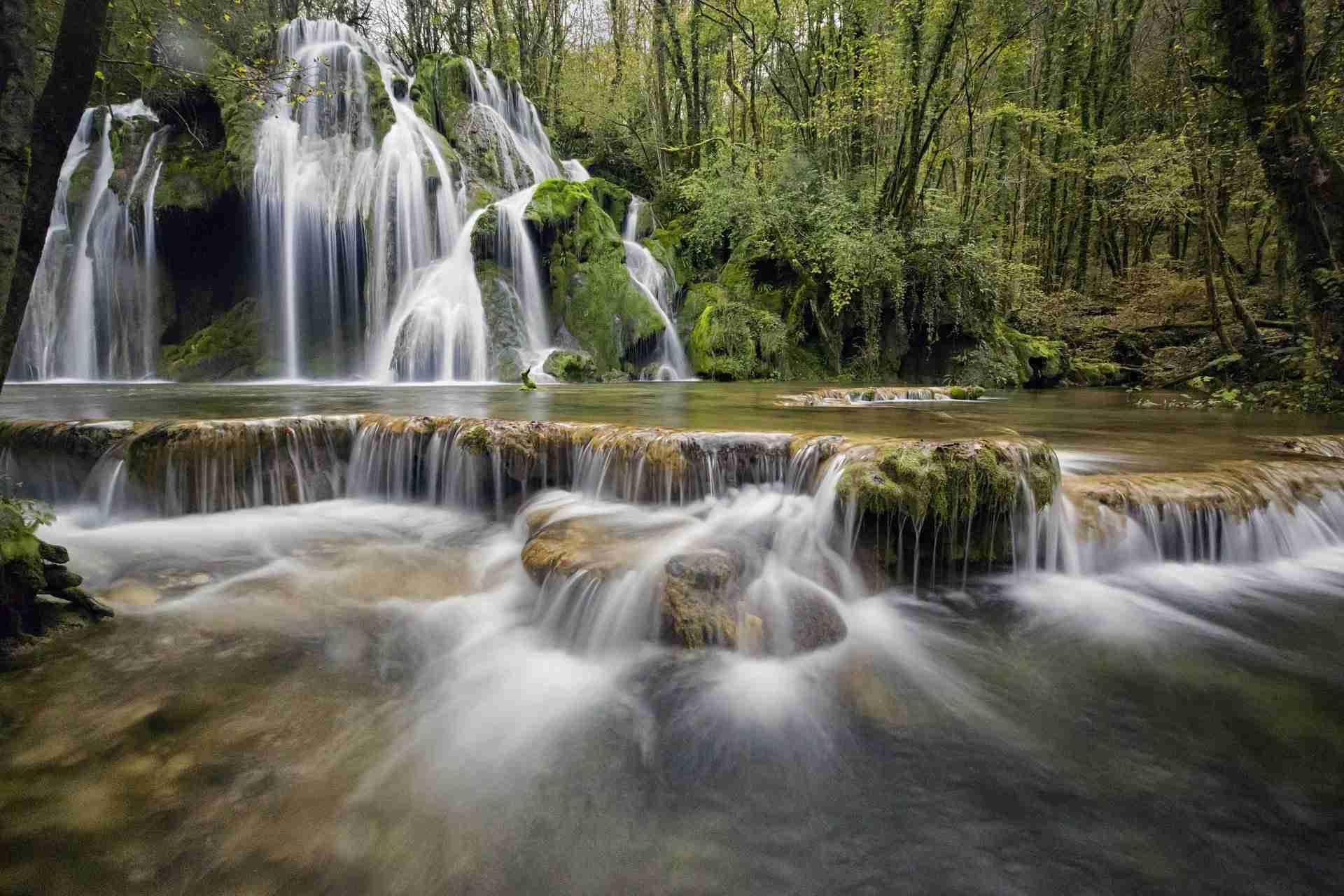 Wasserfall Deutschland
