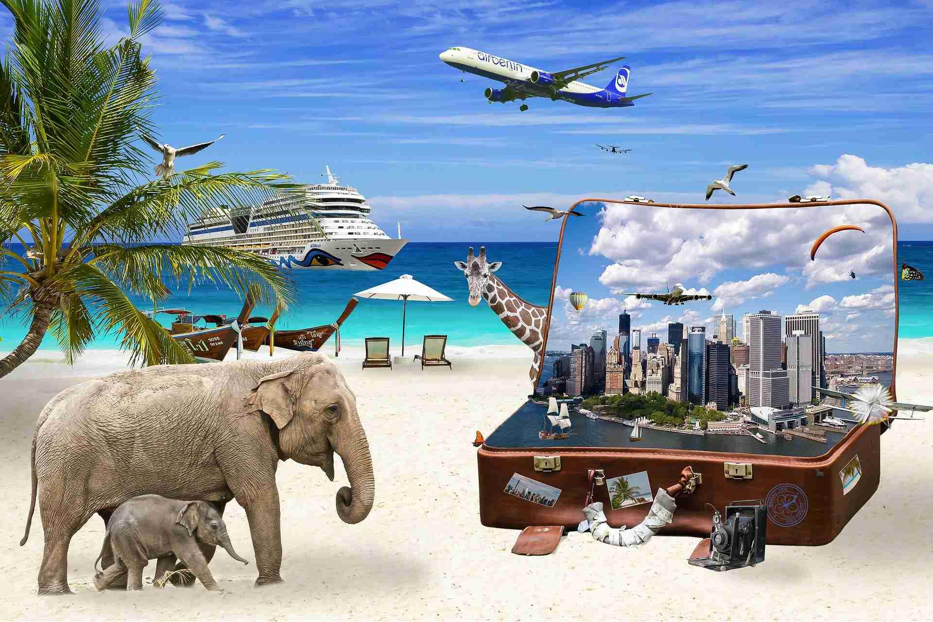 Weltreise hilfreiche Tipps