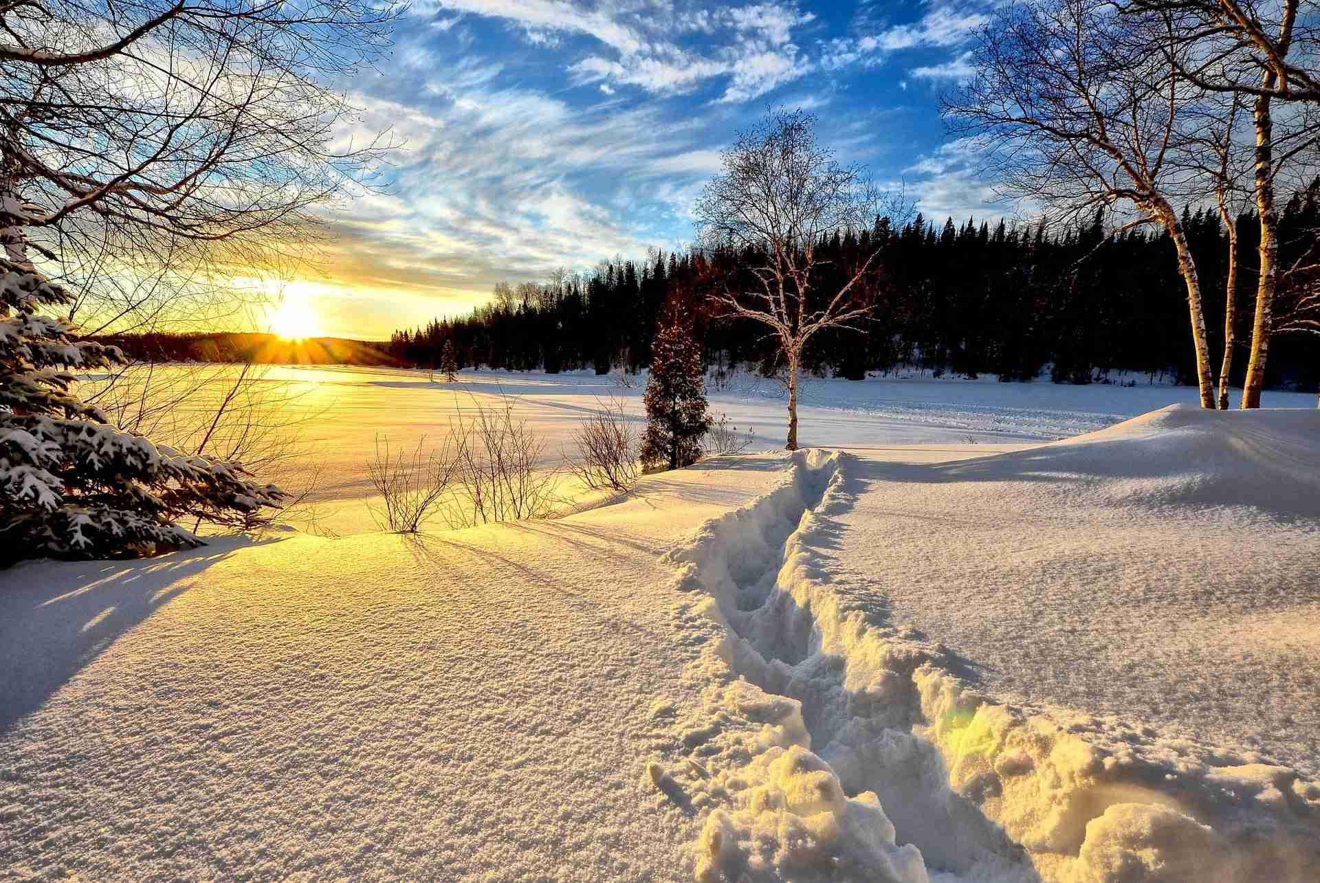 Winterwandern Deutschland