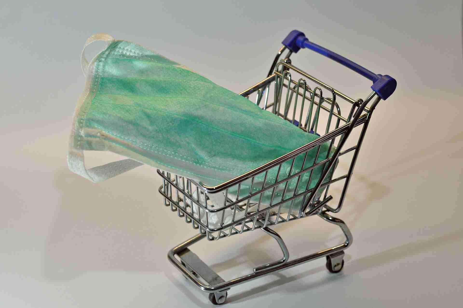 Corona Supermarkt Regeln