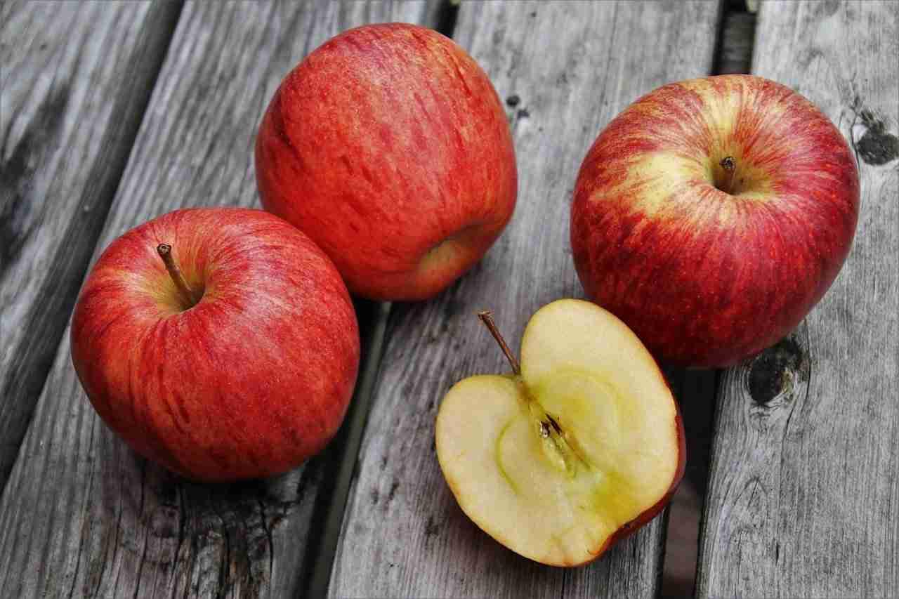 Äpfel einfrieren Anleitung