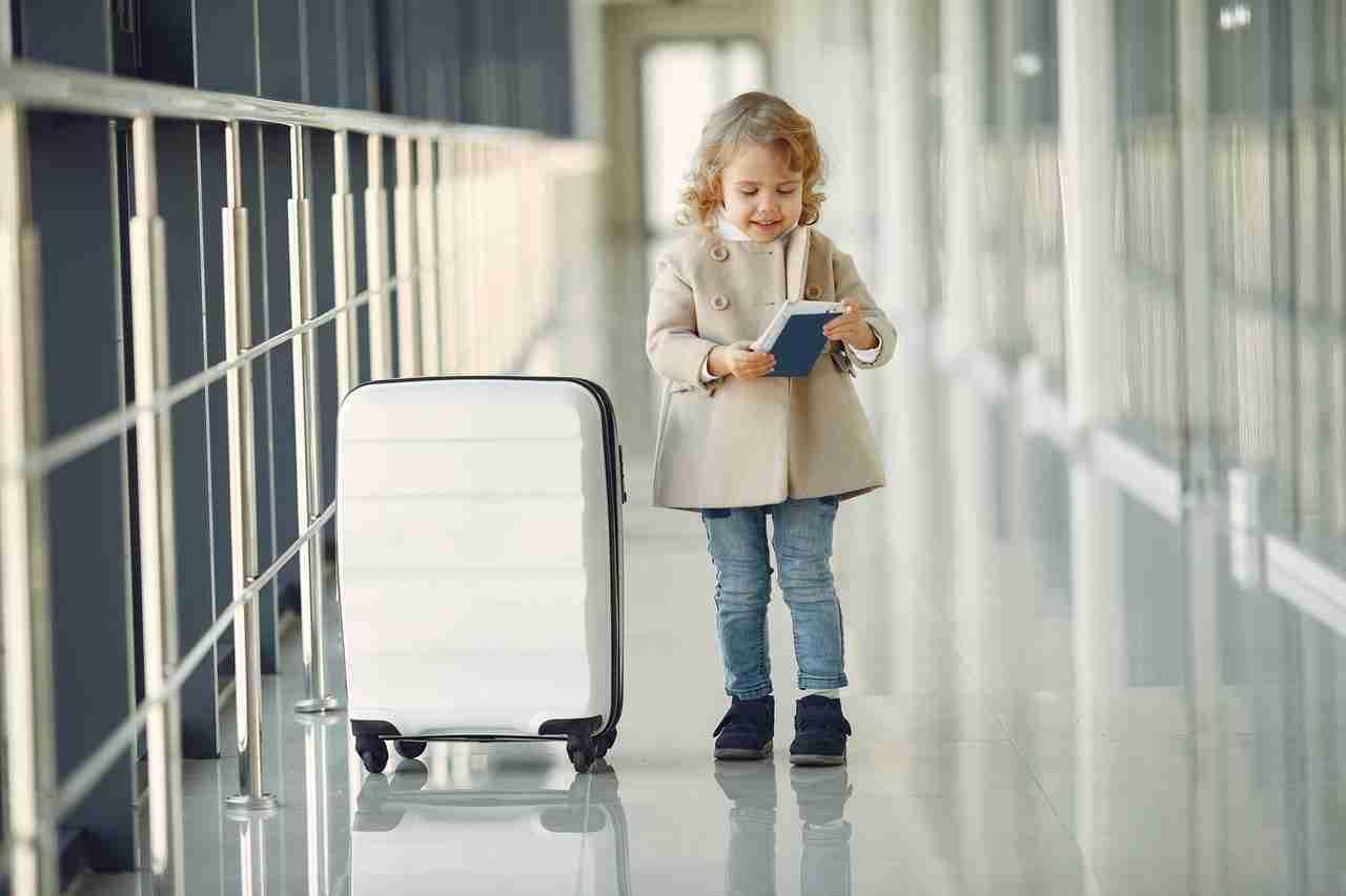 Kinderreisepass verlängern