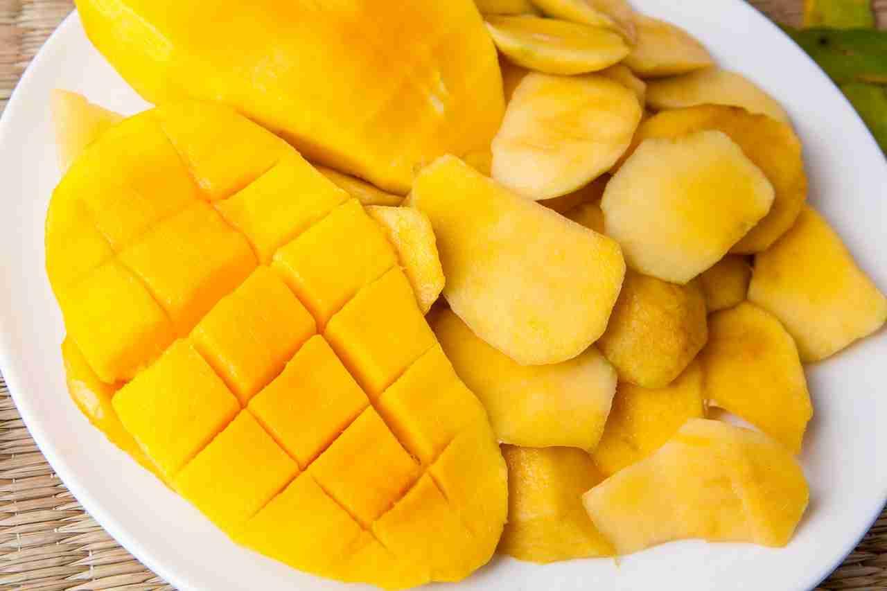 Mango gesund Inhaltsstoffe