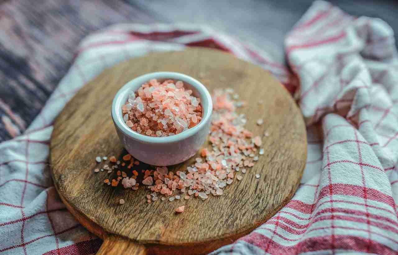 Salz gesund ungesund