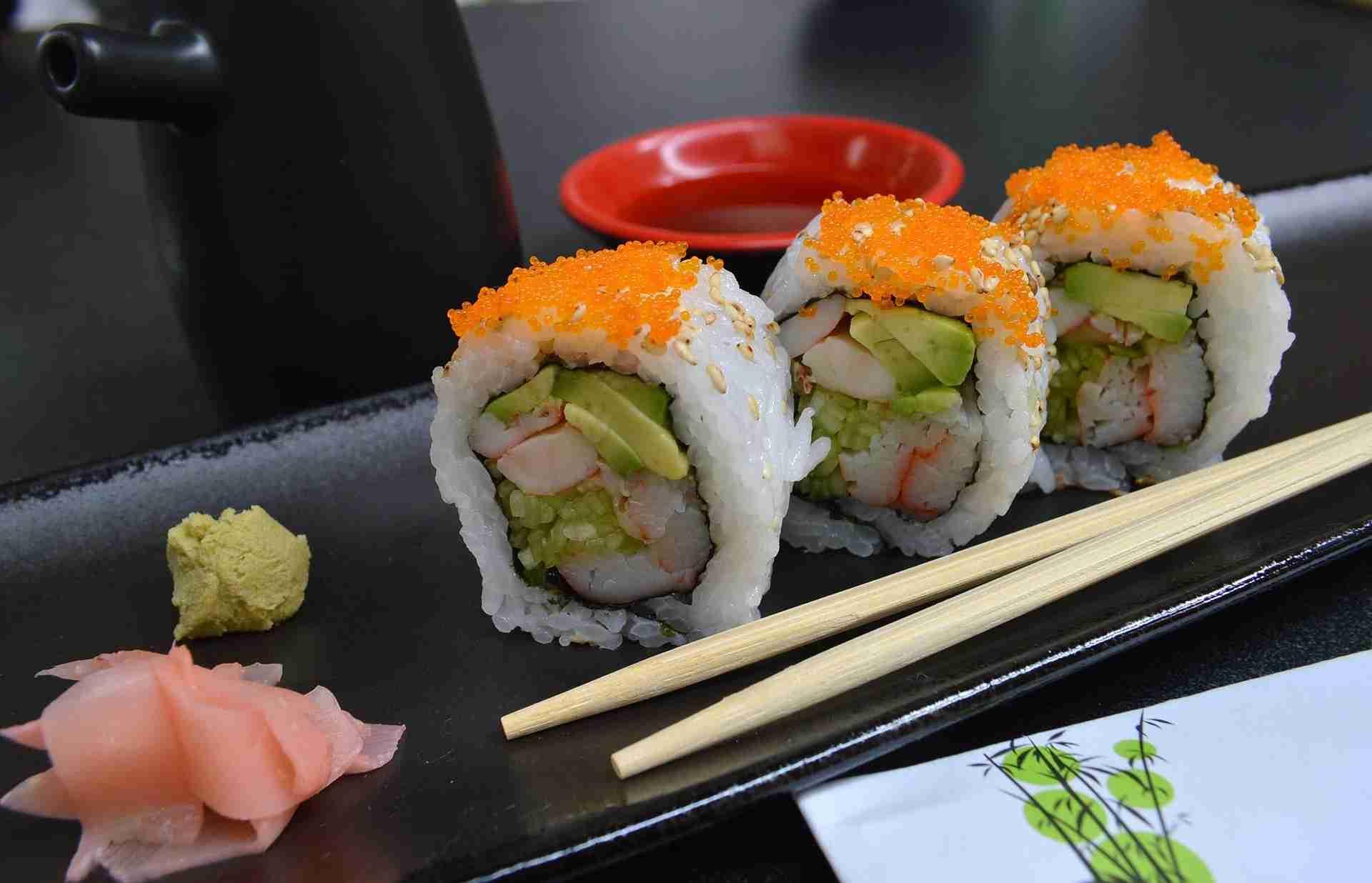 Wasabi gesund