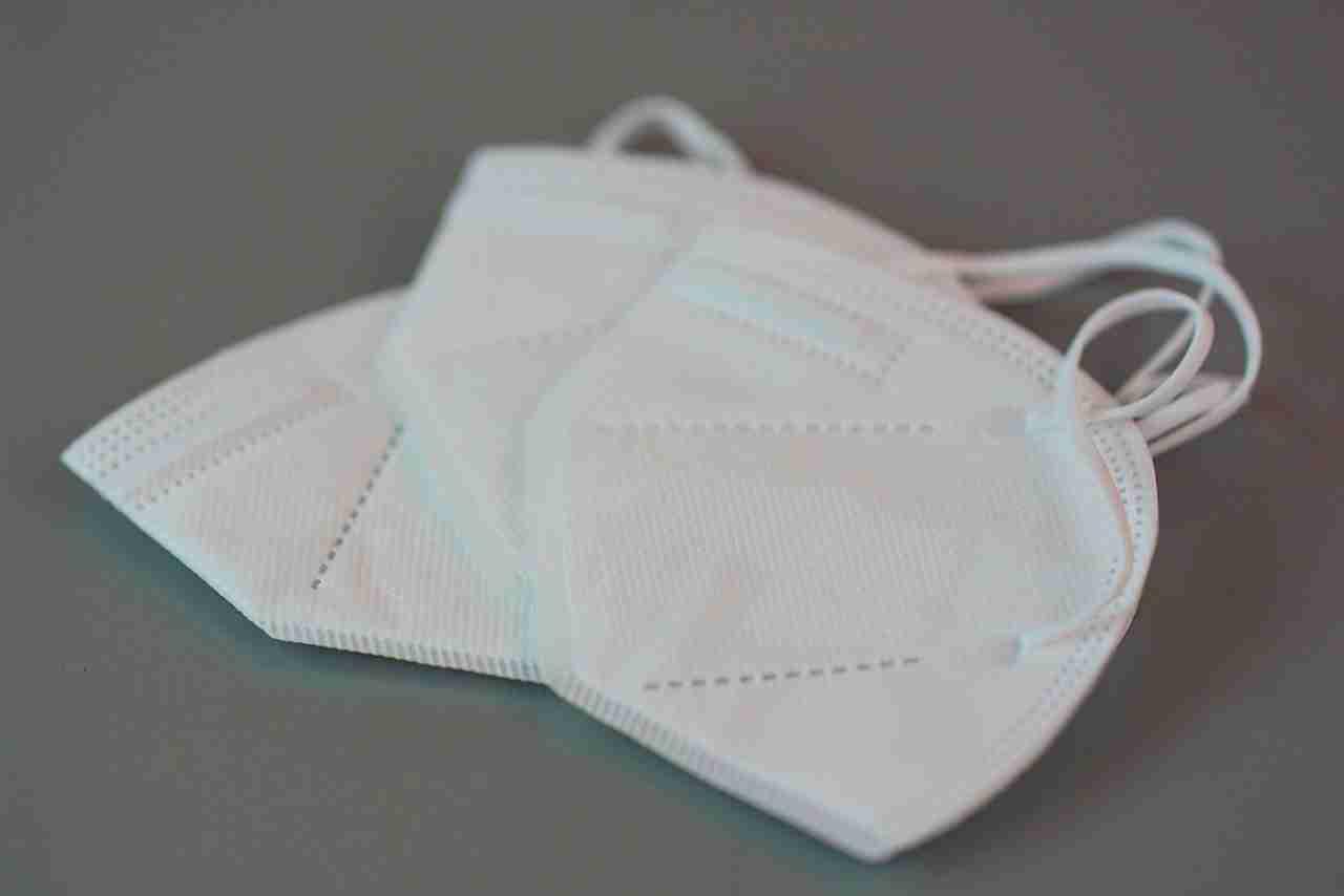 FFP2-Maske reinigen