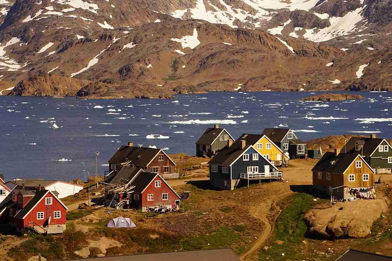 Grönland ein Land