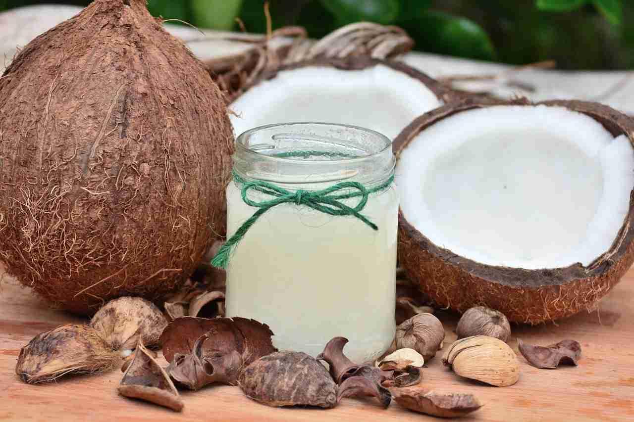 Kokosnuss schlecht Haltbarkeit