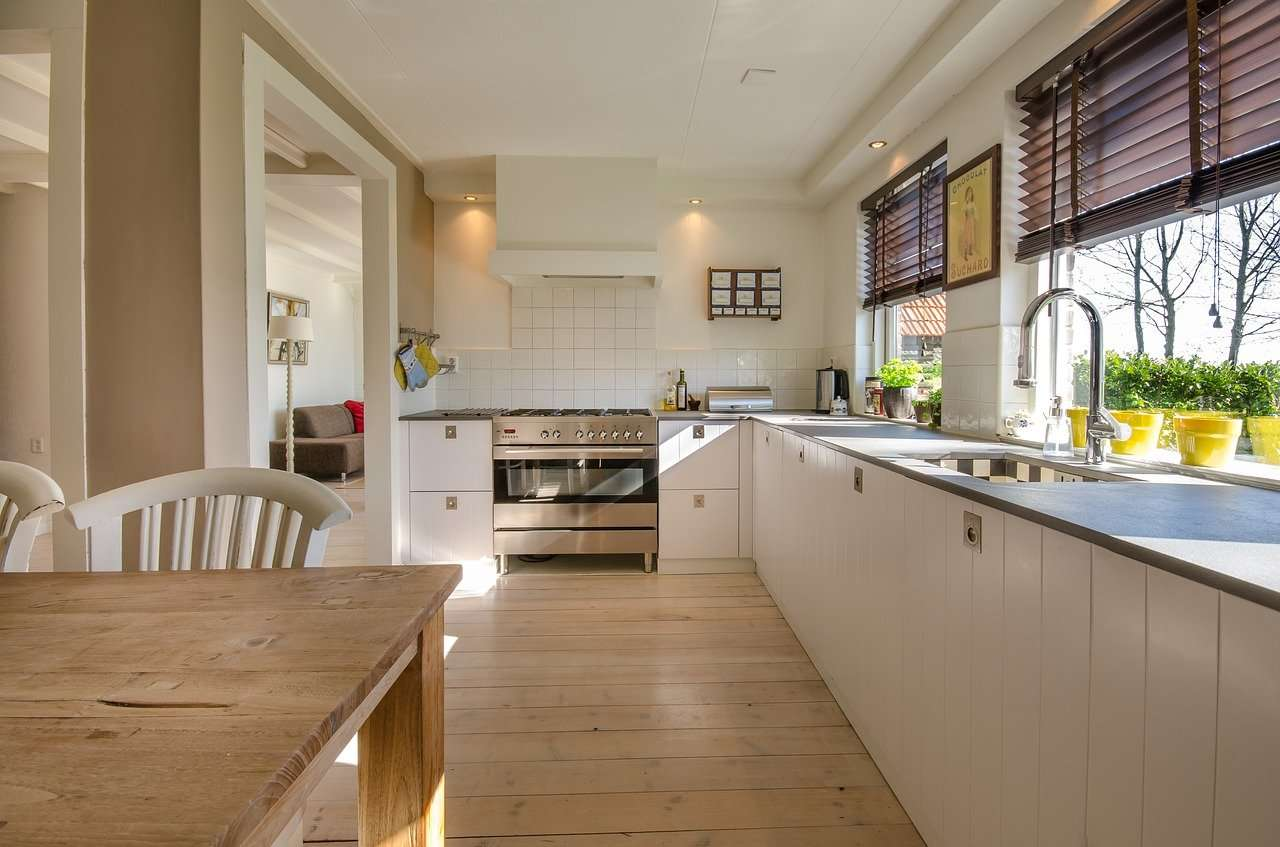 Küche Ausstattung Basis