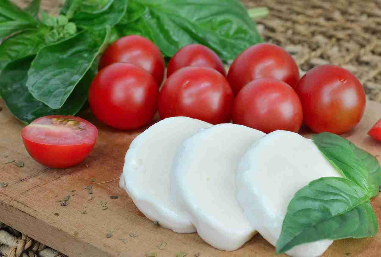Mozzarella einfrieren
