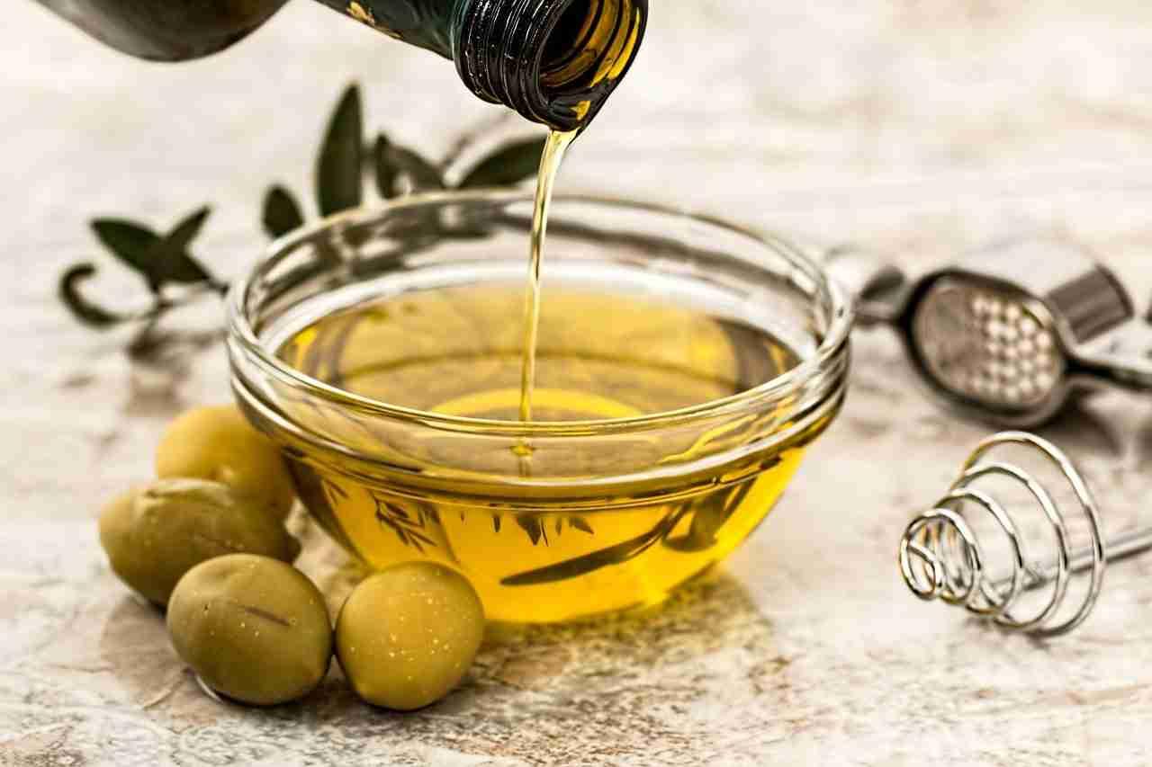Olivenöl trinken gesund