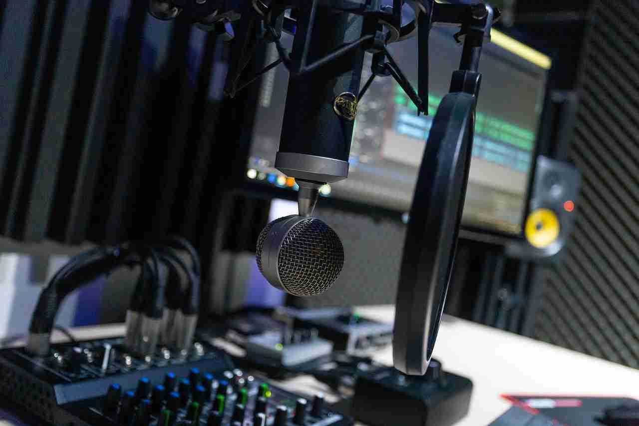 Podcast erstellen sparen