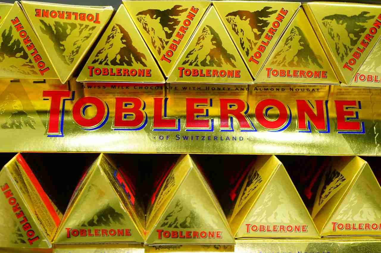 Toblerone essen Tipps