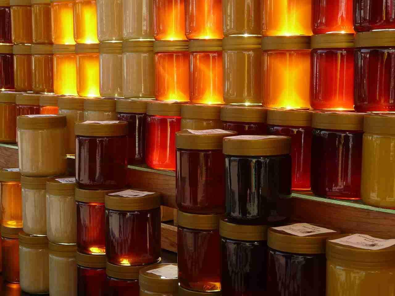 Honigsorten Übersicht